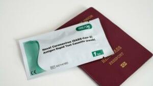In Veendam testen op het coronavirus